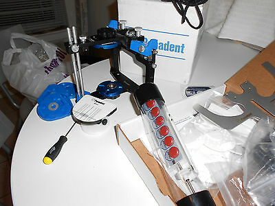 Panadent PSH Articulator and Kois facebow
