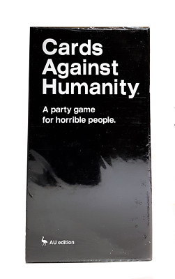 Brand NEW Cards Against Humanity AU Edition Adult Party Card Game