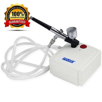 PME Airbrush Air Brush & Compressor Kit for Cup / Cake Icing Decorating Spraying