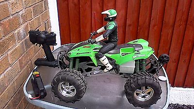 hpi savage quad bike original