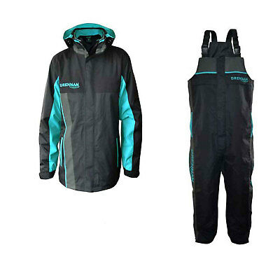 Drennan Waterproof Jacket + Salopettes *Brand New* - Free Delivery