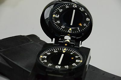 Artillery Vintage Authentic Soviet and Russian army Adrianov Compass