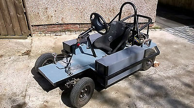 Electric Off Road Buggy EV Battery Powered Go Kart Electric Vehicle Utility