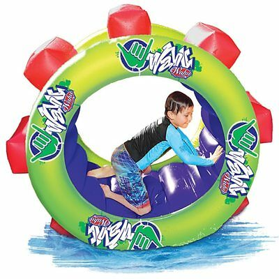 NEW Wahu Paddle Wheel Pool Party Unique Paddle Blades Designed To Race Up