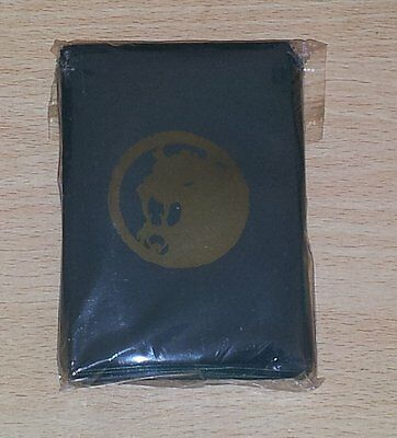 L5R - Card Protector Sleeves - Lion Clan Mon - Green x 50