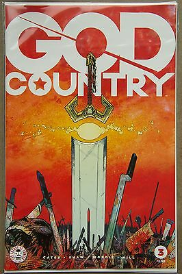GOD COUNTRY #3 (2017) --- FIRST PRINT - Image Comics - US - Bagged & Boarded