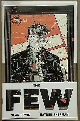 THE FEW #3 (2017) --- FIRST Printing --- Image Comics US - Bagged & Boarded