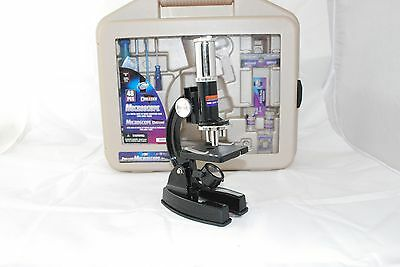Microscope Deluxe Kit 100x 600x 1200x