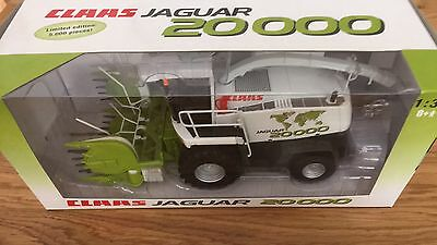 Limited Edition 20,000 CLAAS JAGUAR MODEL MIB 1:32