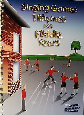 Singing Games and Rhymes for Middle Years – 4th edition