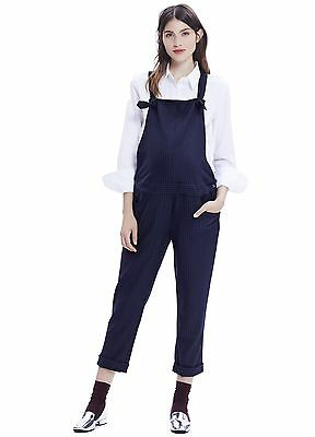 Hatch Maternity Pinafore Jumper Overalls Size 1 $139