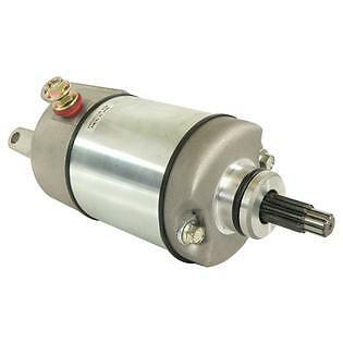 Honda starter motor suits TRX300 quads from 1988 - 2000