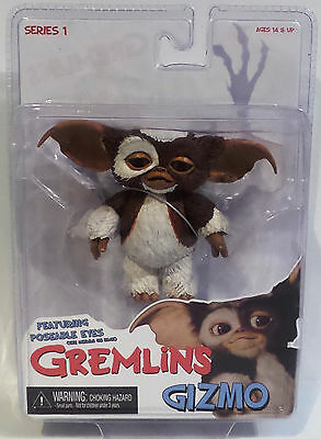 Gremlins : Blister Packed Gizmo Action Figure Made By Neca