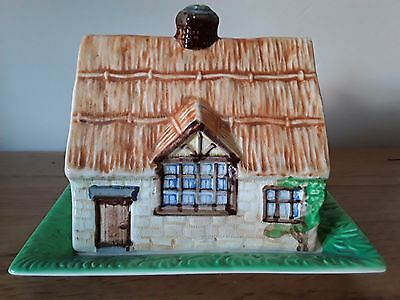 Vintage Beswick Cottage Ware 251 Butter Dish