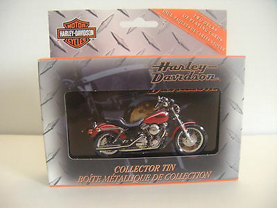 Harley Davidson Playing Cards Tin 2 Pack NEW IN BOX