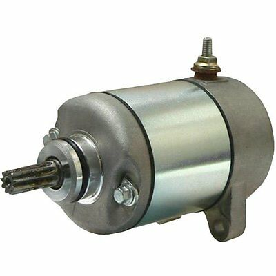 Honda starter motor suits TRX350 quads from 2000 - 2006