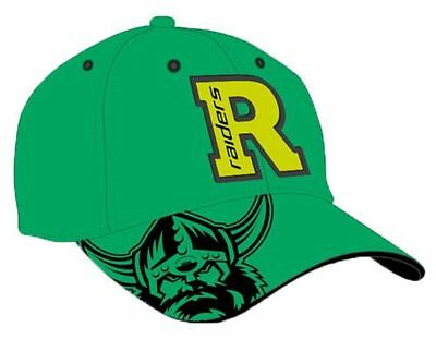 Canberra Raiders NRL Icon Letter & Logo Cap! BNWT's!