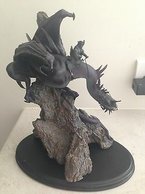 Lord of the Rings Sideshow Weta Fell Beast and Morgul Lord 2760/3000 WILL POST
