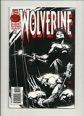 Wolverine  #106 NM Vol 2