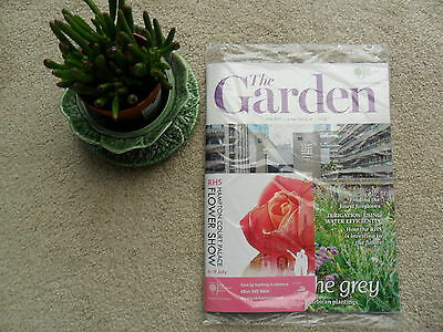 Rhs The Garden Magazine May 2017 Foxgloves Irrigation Barbican Plants New Sealed