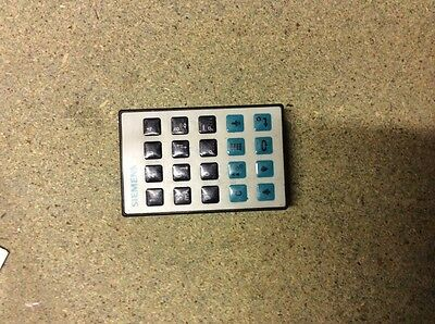 miltronics remote keypad