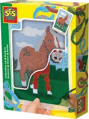 Neu SES Creative Stickset Pony 6213931