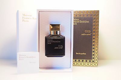 MAISON FRANCIS KURKDJIAN Oud Satin Mood EDP DECANT SAMPLE Choose Your Size!