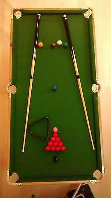Snooker table 5ft (folding)