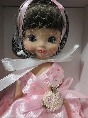 """8in 2005 """"TINY BETSY """" PINK PORTRAIT -NEW PRISTINE FROM Tonner 2005"""