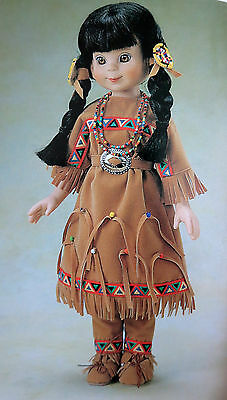 """14 inch Betsy McCall TONNER Collection """" Native American """" NRFB new w shipper"""