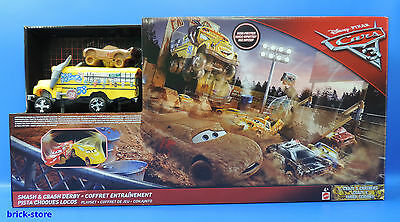 Disney Cars 3  / DXY95 /  Story Playset /  Smash & Crash Derby