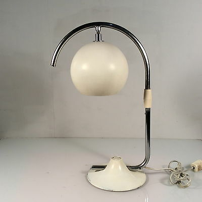 Space Age Vintage Midcentury Retro Design Desk Lamp