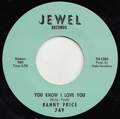** Banny Price  You Love Me Pretty Baby  Otis Rush Flavoured Club R&b Thriller!!