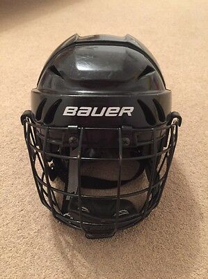Bauer M10 Hockey Helmet - Immaculate (used  as toy)