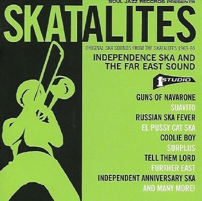 ** Skatalites  Independence And The Far East Sound  2Lp Studio One Ska Classics!