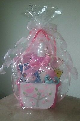 Baby Shower Gift set,Girl gift,Baby shower Gift,Baby gift Basket,Whoo's Sweet!!