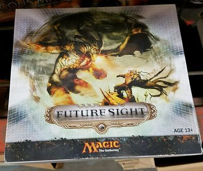 MTG FUTURE SIGHT Magic The Gathering SEALED Fat Pack Booster packs + extra