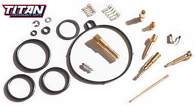 Honda TRX 90 Carburetor Carb Rebuild Repair Kit 1999-2005