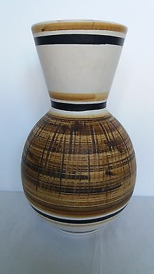 A Large Cinque Port Pottery 'The Monastry Rye' Vase circa 1960s