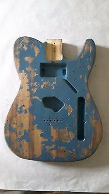 Telecaster with neck humbucker