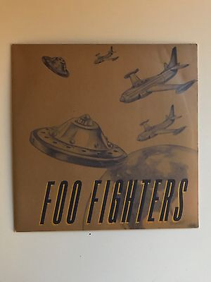"""FOO FIGHTERS -  This Is A Call UK 7"""" Vinyl (in picture sleeve) (1995) *unplayed*"""