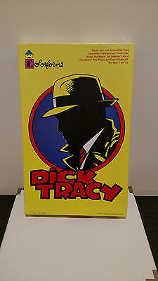 Disney Dick Tracy Colorforms Complete Movie Madonna Warren Beatty NEW