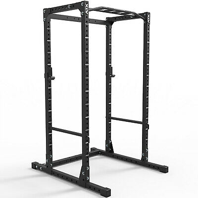 MEGATEC Power Rack MT-PR Cage Squat Gym Cable Home Fitness Weights Chin Up Dips