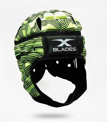 X Blades Wild Thing Pro Head gear Great for League or Union Sizes 2XS-M!