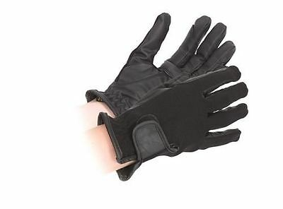 Shires Adult's Synthetic Leather Sapey Competition Rider Gloves 190