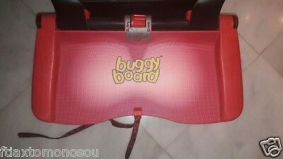 Lascal Buggyboard Maxi Plus RED unique colour without connectors
