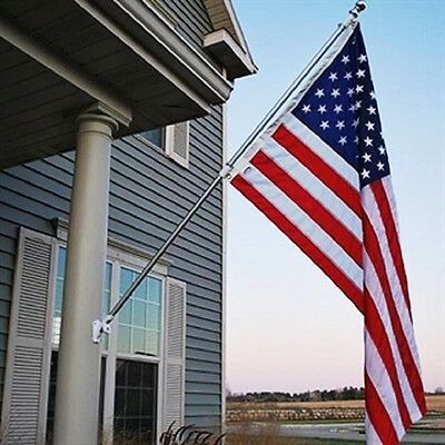 American Flag w/Grommets ~ United States of America ~ USA  Stars Indepenence Day