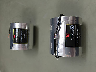 2 x ClarityCap Serie ESA 250 Vdc 68 uF 3% HIGH END Capacitor