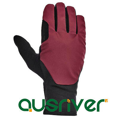 Full Fingers Winter Fleece Gloves Windproof Grip Warm Gloves Thermal Gloves