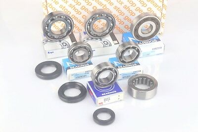 Honda Jazz ( GD ) 5 speed Gearbox Genuine parts Bearing Oil Seal Rebuild Kit OE